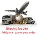 Taxa de envio pagamento adicional sobre a ordem