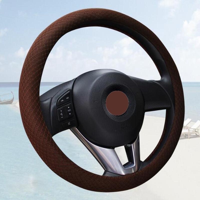 HuiER oblikovalnik satja v obliki avtomobila za dihanje Protizdrsno - Dodatki za notranjost avtomobila - Fotografija 2