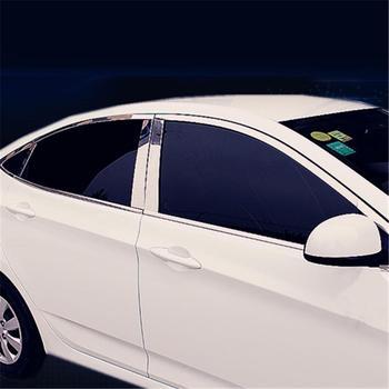 หน้าต่างอัตโนมัติ Body รถยนต์ปรับเปลี่ยนรถตกแต่งอุปกรณ์จัดแต่งทรงผมสติกเกอร์ 10 11 12 13 14 15 16 สำหรับ ...