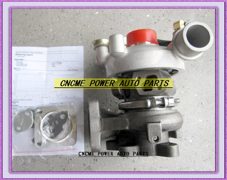 TURBO CT9 17201-64070 17201 64070 1720164070 Turbine Turbocharger For <font><b>TOYOTA</b></font> Camry Estima Lite TownAce Vista <font><b>3CT</b></font> 3C T 3C-T 2.2L image