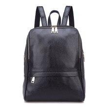 Женская неподдельной кожи рюкзаки, женский корова кожа сумки на ремне, школа сумка, вскользь, путешествия леди сумка ulzzang, slipony