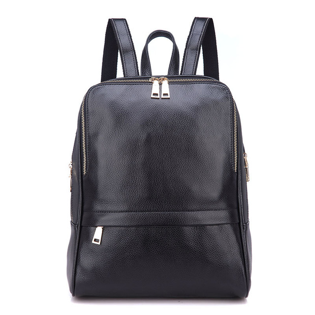 Women s genuine leather backpacks  8f450c68adad5