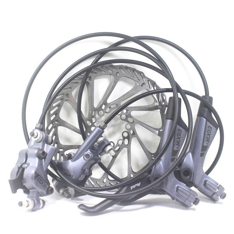 Sram AVID ELIXIR 3 vtt vélo frein 750/1350mm frein hydraulique avec Rotors vélo disque frein pièces de vélo