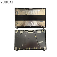 Laptop shell For ASUS K55 K55V K55VD A55V K55A X55 U57A X55A Top LCD Back Cover black/gray A Case