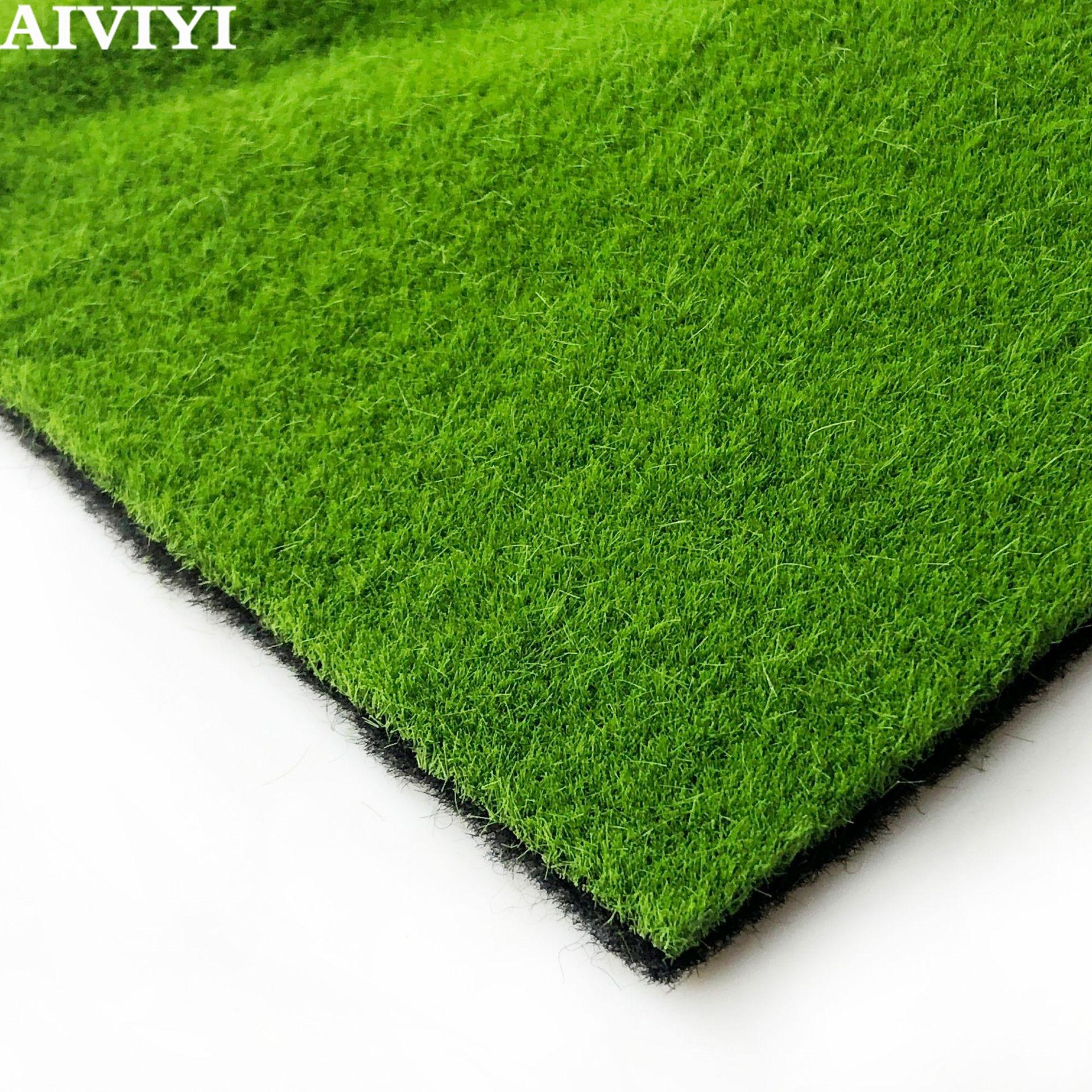 Artificial Moss Lawn Simulation Turf Wall Green Plant DIY Artificial Grass Wedding Mini Garden Micro Eco Bottle Decoration