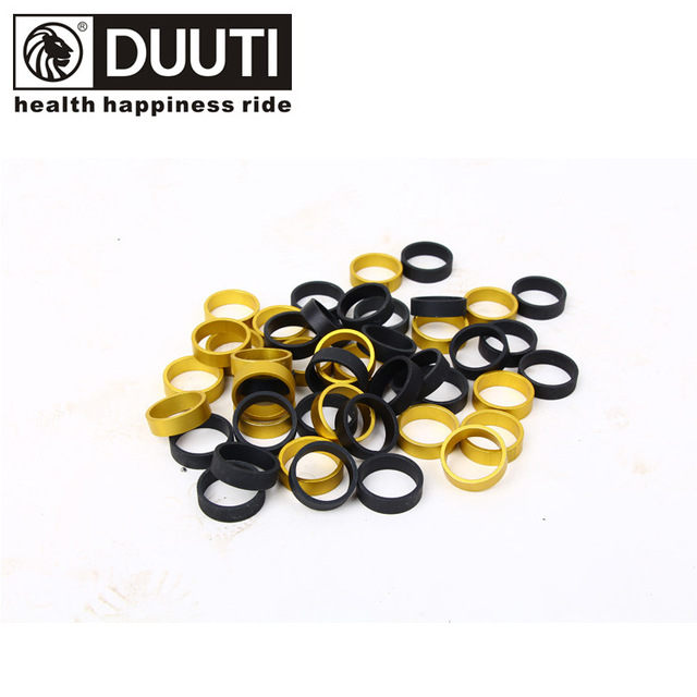 Free shipping DUUTI bicycle front tube increased washer 10MM fork