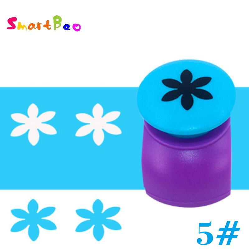 Puncher Scrapbooking Rice Flower Scrapbooking Punches For Scrapbook DIY Punch Cutter Tool ; Pattern Width About: 2.4cm/0.94