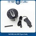 Новый хромированный переключатель  Датчик автомобильных фар для Volkswagen VW Golf MK6 Jetta MK5 Tiguan Caddy 5ND 941 431 B