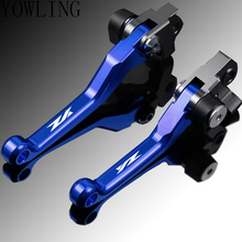CNC Foldable Motorbike Dritbike Brakes Clutch Levers For YAMAHA YZ85 2015 2016 2017 2018 2019 Pivot Brake Lever