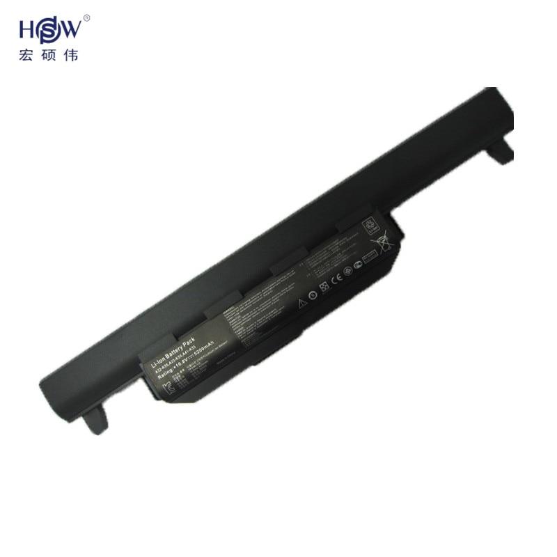 HSW 5200MAH Laptopbatteri för asus A45 A55 A75 batteri K45 K55 K75 - Laptop-tillbehör - Foto 2