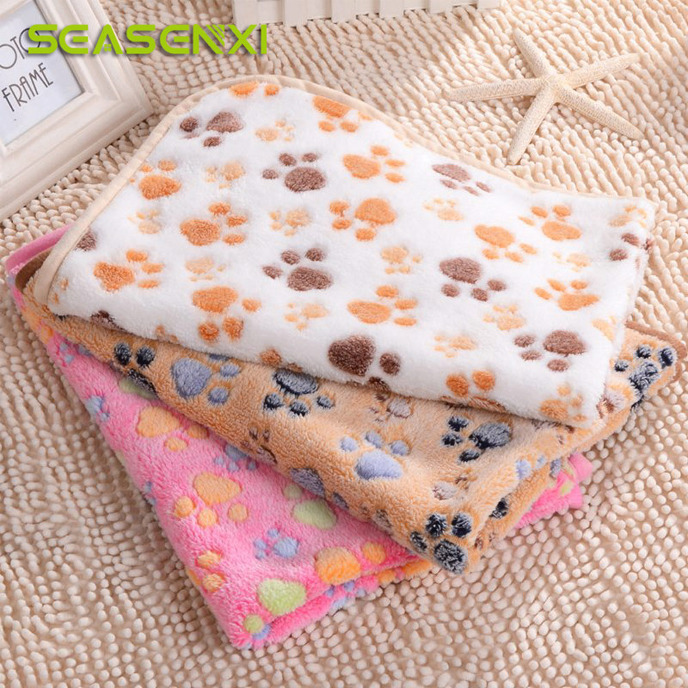 Dog Blankets In Winter Warm Dog Mat For Puppy/cat/kitten Soft Bed For Dogs Puppies Guinea Pig Bed Mat For Animal Pet Products