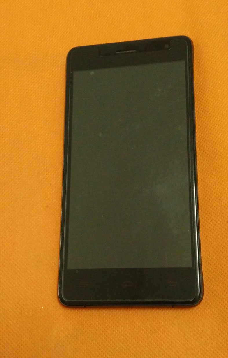 Pantalla Original usada + pantalla táctil + marco para OUKITEL K4000 ...