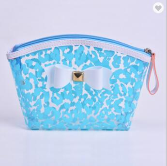 Promotional Big Vanity Travel Cosmetic Pouch Bag