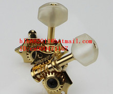 free shipping new acoustic guitar tuning peg  guitar button in gold  WJ-28  N17-1