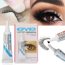 8798cc3b4e9 1 pcs False Eyelash Glue For Lashes Eyelash Extension Makeup Eyelashes  Waterproof Invisible Eyelashes White/Black Professional
