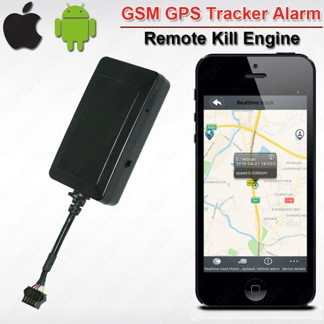 gsm tracker app