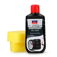 180ml Car Tire Bright Glaze Clean Car Wet Wheel Shine Auto Tyre Gloss Spray Auto Tires