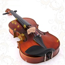 Free shipping archaize entry-level violin, high quality 4/4, 3/4, 1/2, 1/4 classic play violin