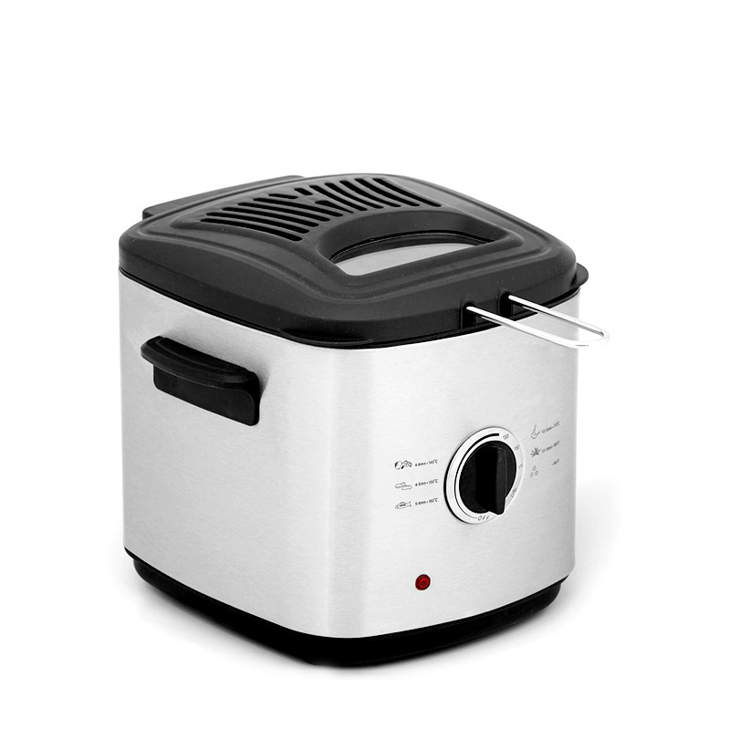 Electric Deep Fryers The electric fryer is used to detach the inside of a small fryer цена
