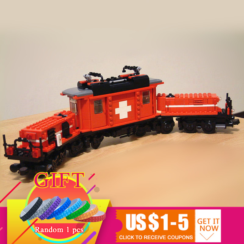 21011 1130Pcs The Medical Changing Train Set Compatible with 10183 Children Educational Building Blocks changing face of medical tourism in india