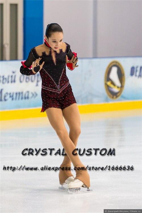 Spanish figure skating dress images
