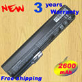 For HP SX03 EliteBook 2560p 2570p Battery 11.1V 31Wh 632417-001 632014-242