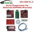 2016 Mais Novo Adaptadores UPA-USB V1.3 UPA USB Serial Programmer Completa V 1.3 Auto ECU Tuning Chip Ferramenta Para Eeprom 24C 93C 25C 95 ......