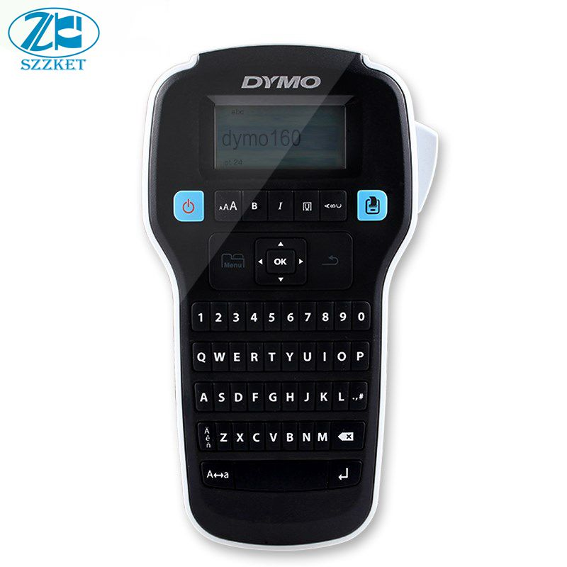 LM 160 English hand held portable label printer LM 160 stickers label printer LM160 For DYMO