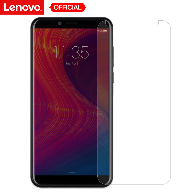 2 PCS/Lot Lenovo K5 Play Protective Tempered Glass Film Mobile Phone Screen Protector Anti-scratch Anti-dirt for Lenovo K5 Play