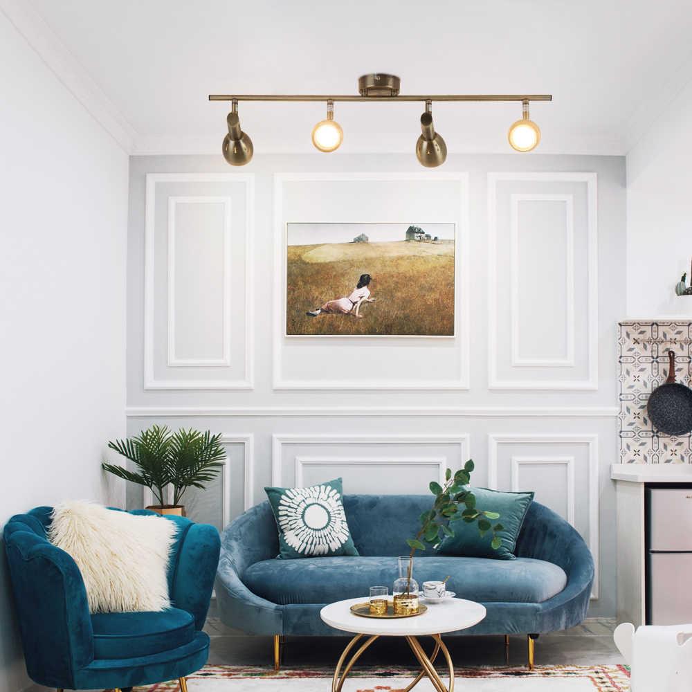 110 В 220 в современный скандинавский светодиодный потолочный прожектор освещение лампы для дома гостиной спальни кухни ванной комнаты
