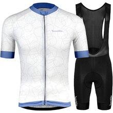 Maillot ciclismo hombre RUNCHITA Cycling Jersey MTB Bike Jerseys High Quality 2019 Pro short sleeve Bicycle Clothing set
