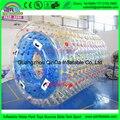 Costumbre promocional Juguetes Para La Piscina Inflable, 2.2 m * 2.0 m Rodillo de Agua inflable Para La Venta