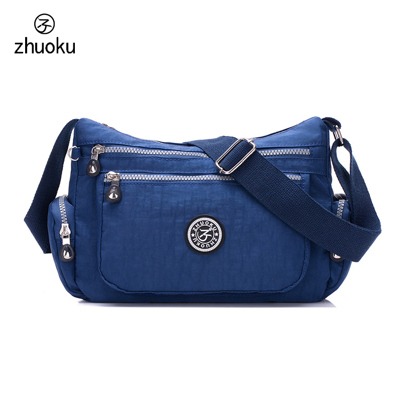 venda quente bolsa mulheres bolsas Material Principal : Nylon