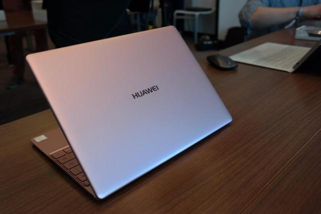HUAWEI MateBook Business Laptop 15.6 Inch 8th Gen Intel i7 All Electronics Huawei Laptops color: Moon Silver
