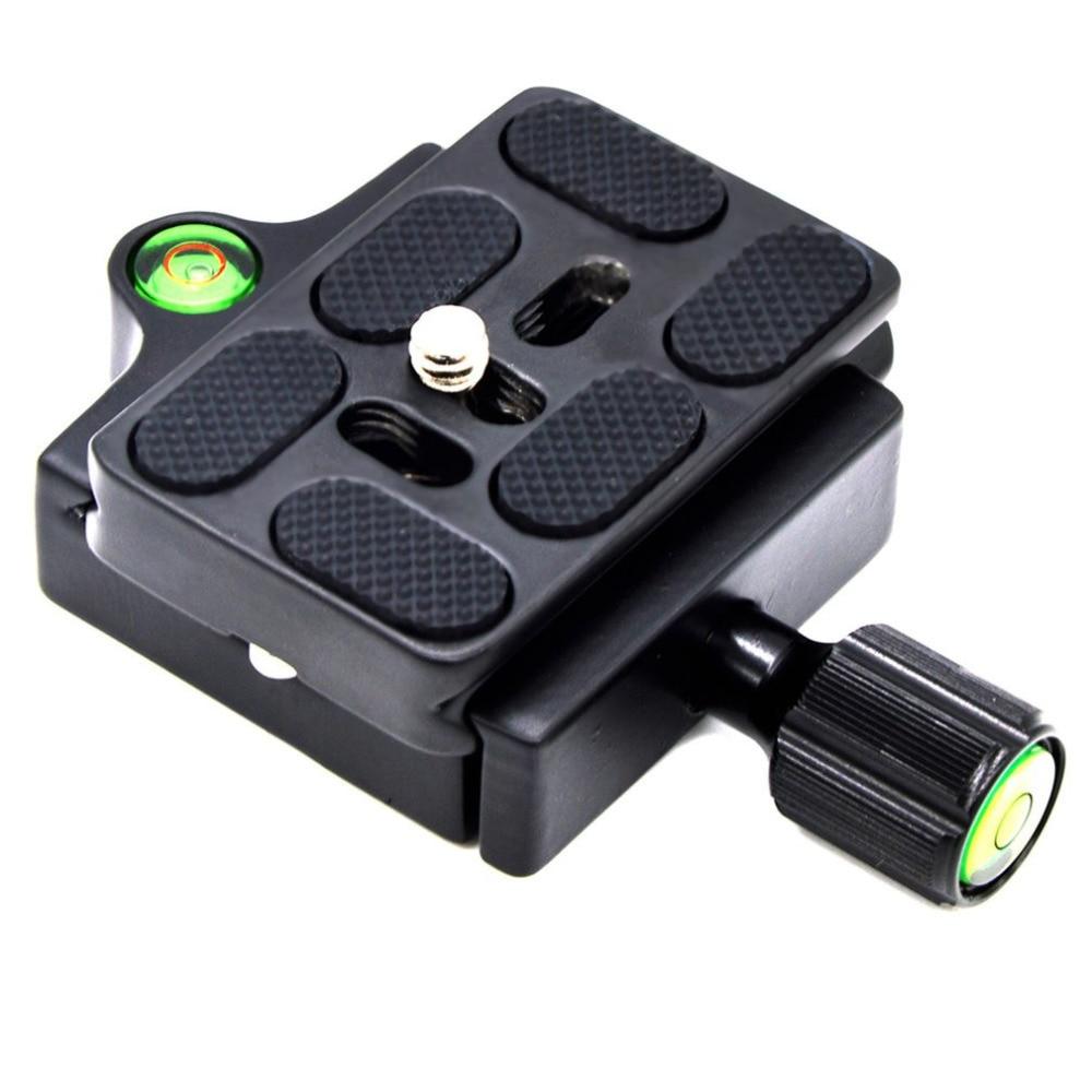 KZ-20 Camera Tripod Monopod Quick Release Clamp Adapter Aluminum Quick Release Plate Camera Accessories Hot Sale in stock!!!
