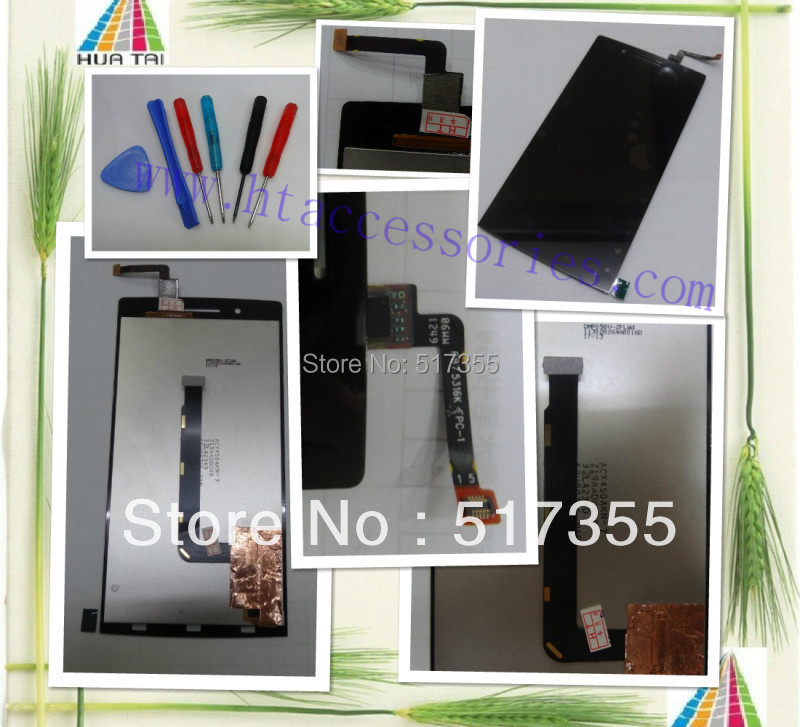 OPPO find 5 x909 LCD DISPLAY SCREEN LCD+TOUCH PANEL FREE TOOLS