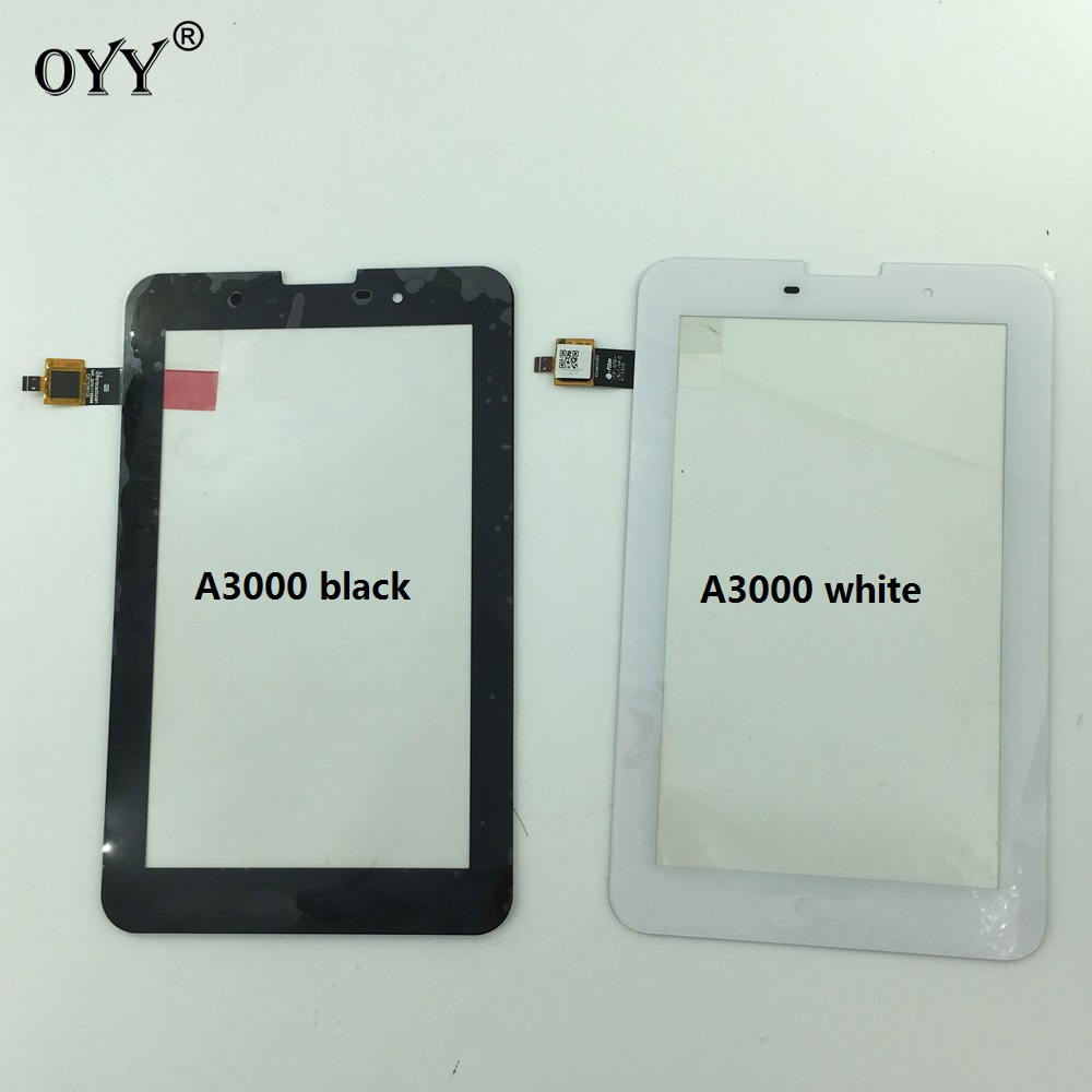 touch Screen Digitizer Glass Panel Replacement Parts For Lenovo IdeaTab A3000 A3000-H 7-inch Black White в киеве планшет lenovo ideatab a3000 3g 16gb 59366238 white