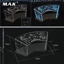 6 Desk 1/12 Comicave SHF Iron Man Test Workshop Scene  Table Model for Figure Accessory