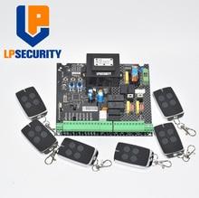 שימוש אוניברסלי 220VAC PCB לוח של אוטומטי כפול זרועות נדנדה שער פותחן בקרת לוח לוח האם כרטיס