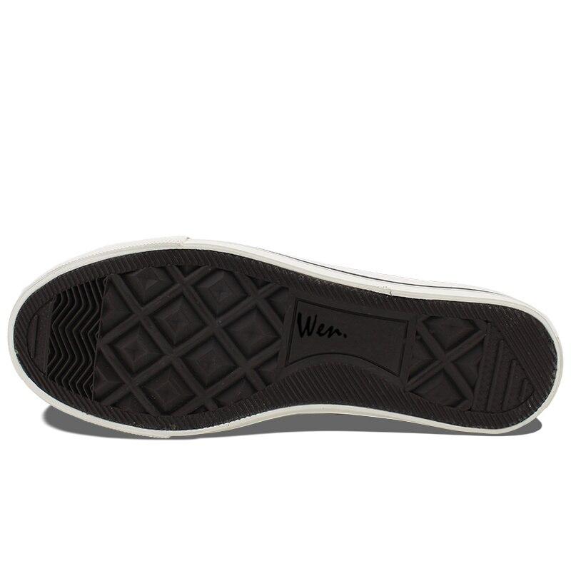 Wen Sneakers Izvorni Ručno oslikane cipele Ljubičasta Plava Galaxy - Tenisice - Foto 5