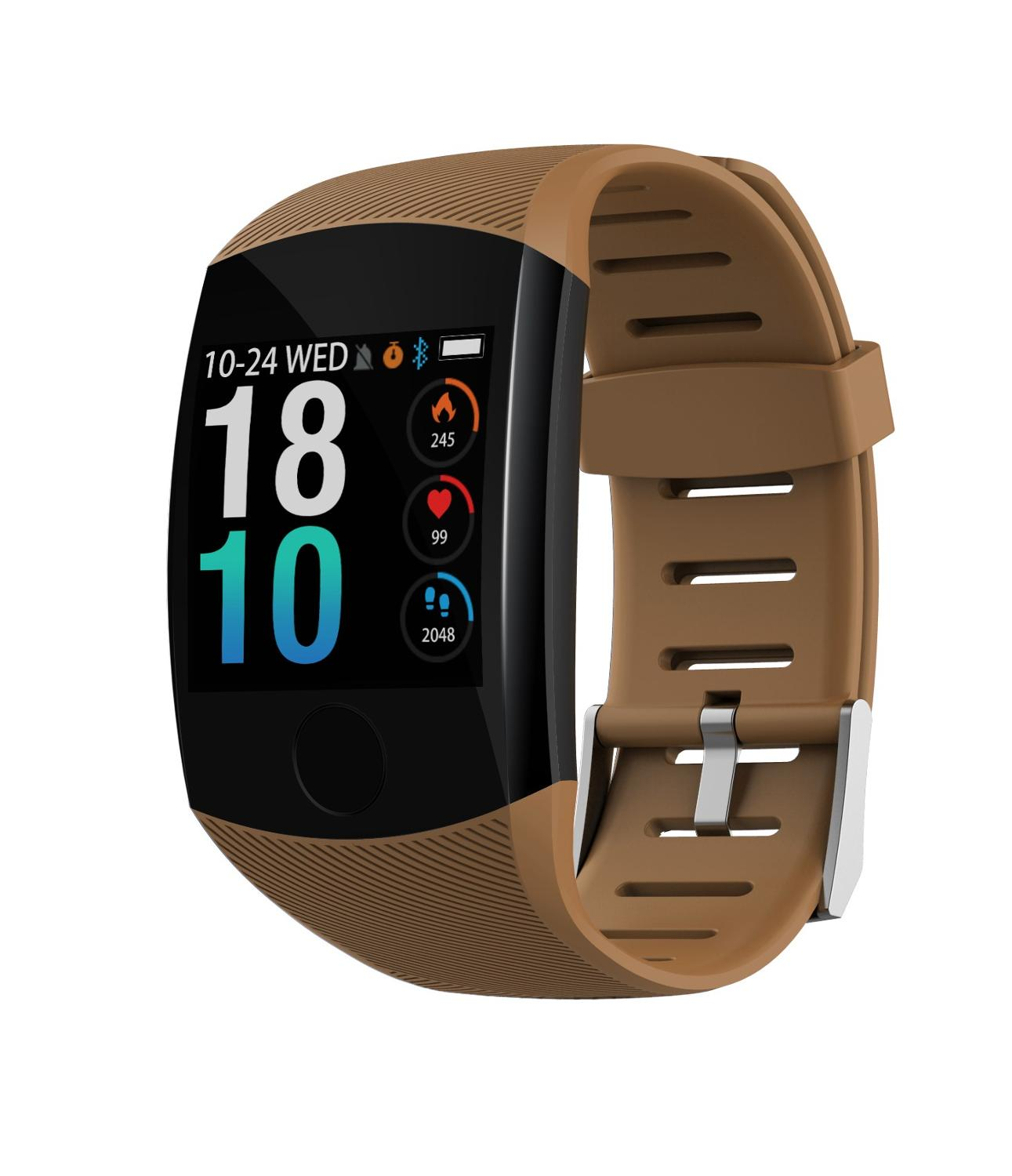 NEW Q11 Smart Watch Touch Screen IP67 Waterproof Fitness Bracelet OLED Message Heart Rate Smartband Activity Tracker sport watch
