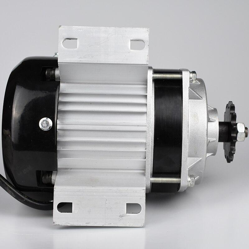 36 V 48 V 60 V 500 Watt Elektrische Dreirad Bürstenlosen Gleichstromgetriebemotor 2800 RPM E bike Zubehör BM1418ZXF für Dreirad Motorrad E Auto - 6
