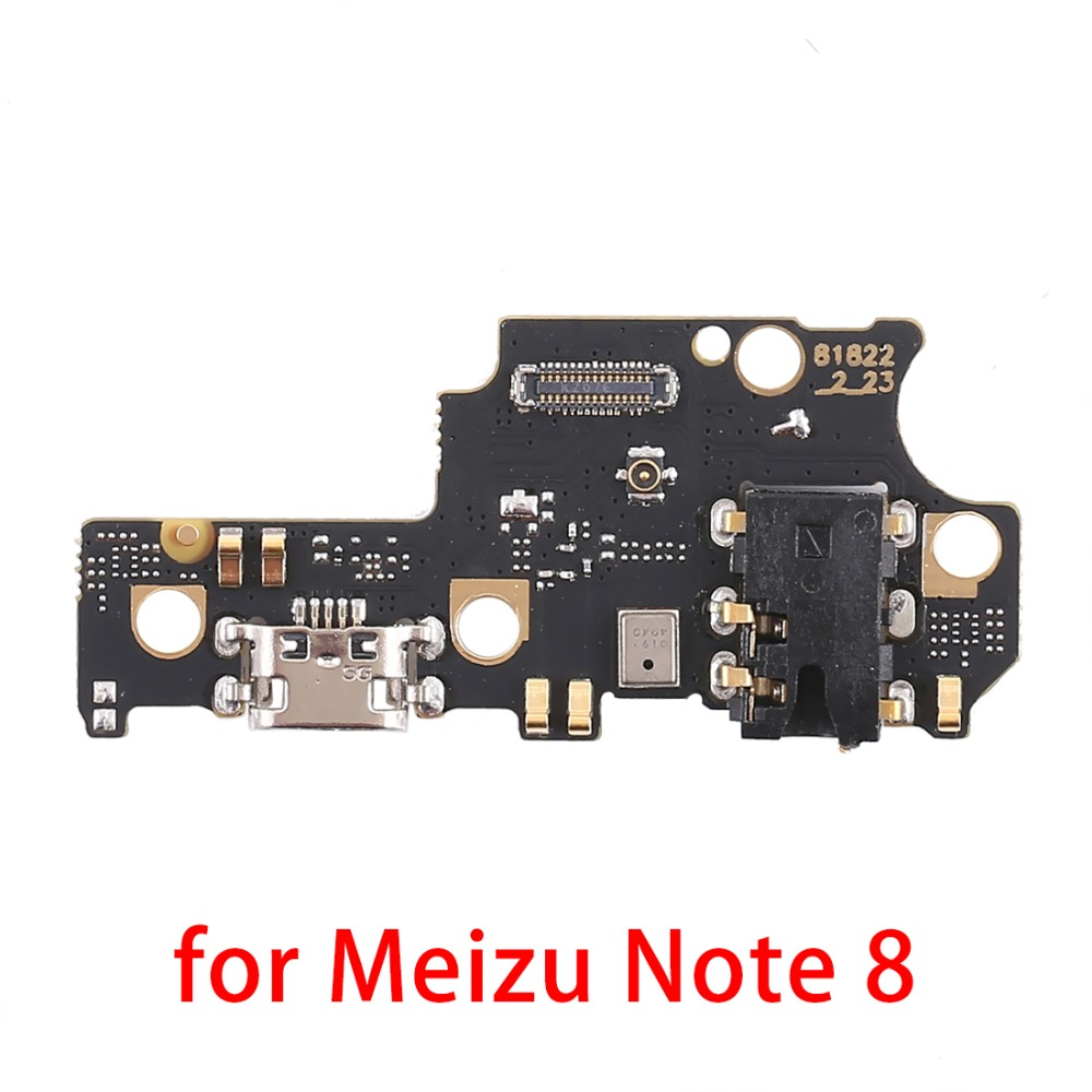 New for Meizu <font><b>Note</b></font> <font><b>8</b></font> Charging Port <font><b>Board</b></font> for Meizu <font><b>Note</b></font> <font><b>8</b></font> image