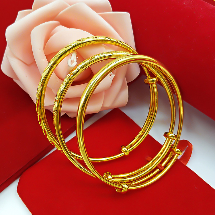 Fashion jewelry bracelet,Star meteor shower bracelet,Gold color jewelry,Ladies accessories bangles