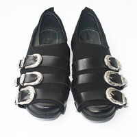 In Memory MJ Michael Jackson BAD Shoes Cover Spats Metal Punk Handmade In All Size Performance