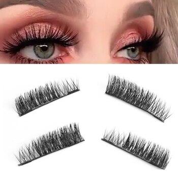Pure Mink Hair False Eyelashes Beauty Essentials