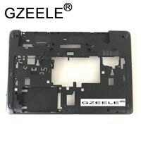 GZEELE NEW FOR HP ZBOOK 15 Laptop Bottom Case Base Cover Black Series 734279 001 lower case black
