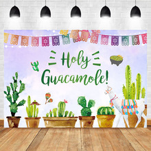 NeoBack Mexico Fiesta Backdrop Taco Bout a Banner Event Decoration Party Photography Background
