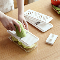 Kitchen Accessories Vegetable Cutter Slicer Manual Potato Peeler Carrot Grater Dicer Tool Kitchenware Gadgets wx11201548