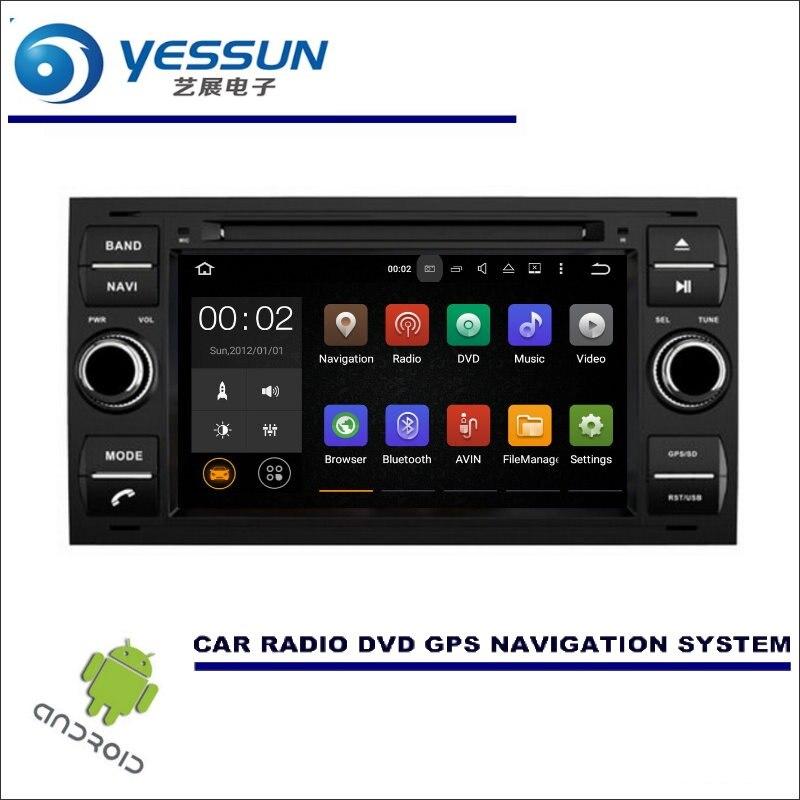 YESSUN Wince/Android Автомобильная медиа система Navi для Ford Escape 2002 ~ 2008 CD DVD gps плеер Navi Радио стерео HD экран